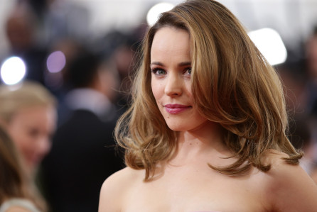 """NEW YORK, NY - MAY 05:  Rachel McAdams attends the """"Charles James: Beyond Fashion"""" Costume Institute Gala at the Metropolitan Museum of Art on May 5, 2014 in New York City.  (Photo by Neilson Barnard/Getty Images)"""