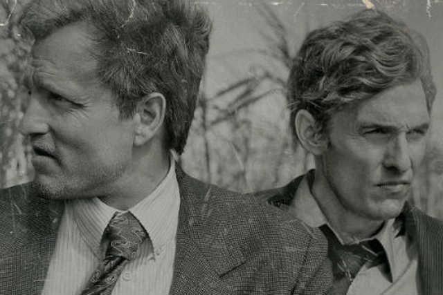 Rust Cohle i Martin Hart